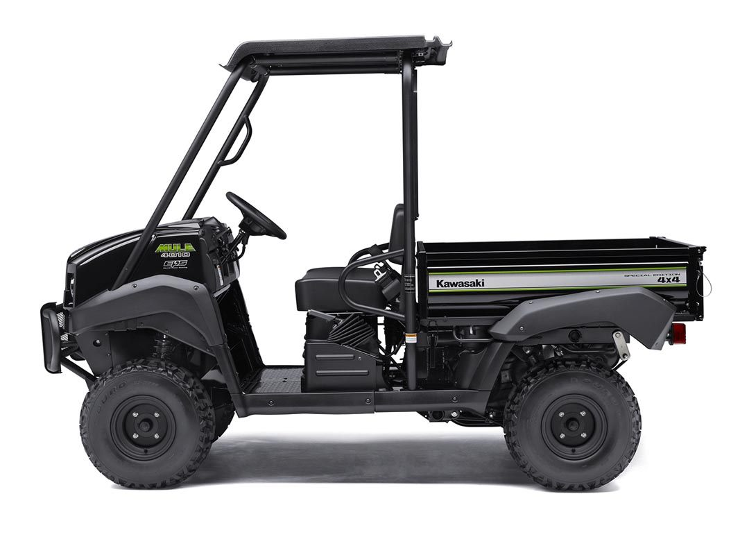 2016 Kawasaki Mule 4010 4x4 SE in Winterset, Iowa