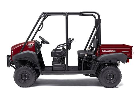 2016 Kawasaki Mule 4010 Trans4x4 in Winterset, Iowa
