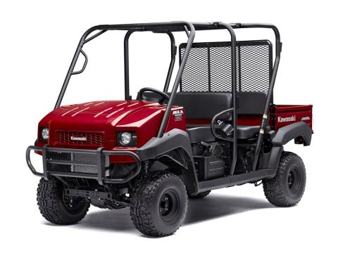 2016 Kawasaki Mule 4010 Trans4x4 in Roseville, California
