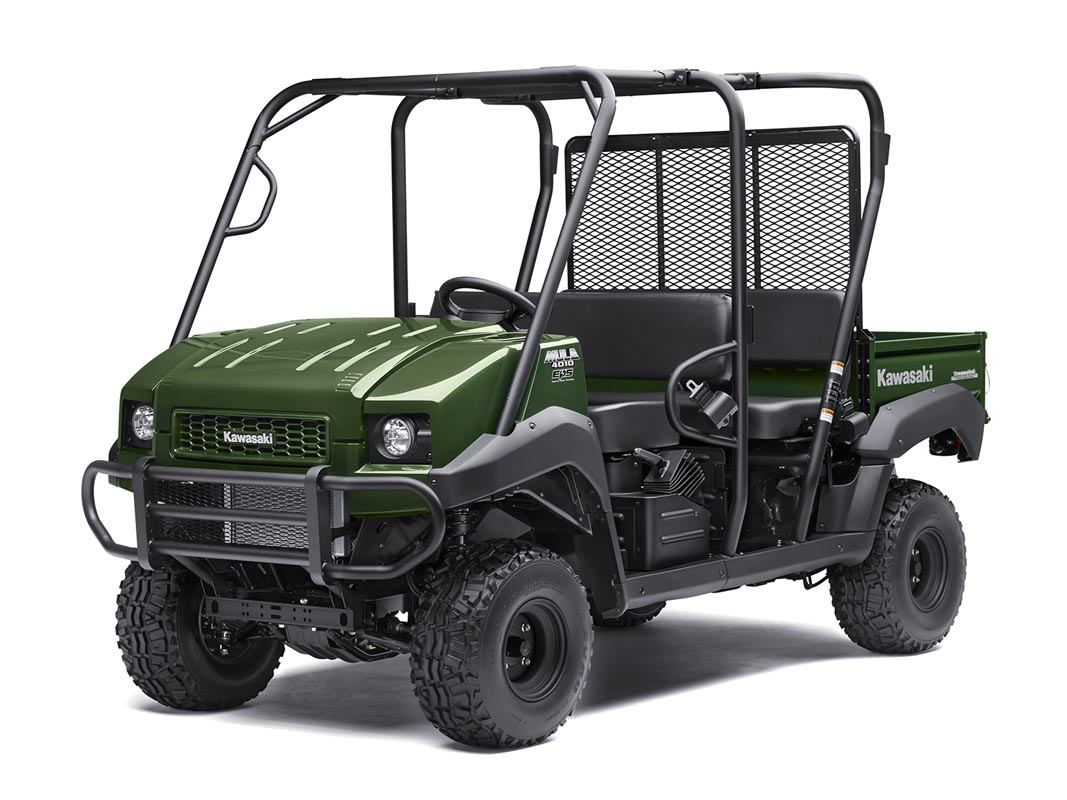 2016 Kawasaki Mule 4010 Trans4x4 in Bristol, Virginia