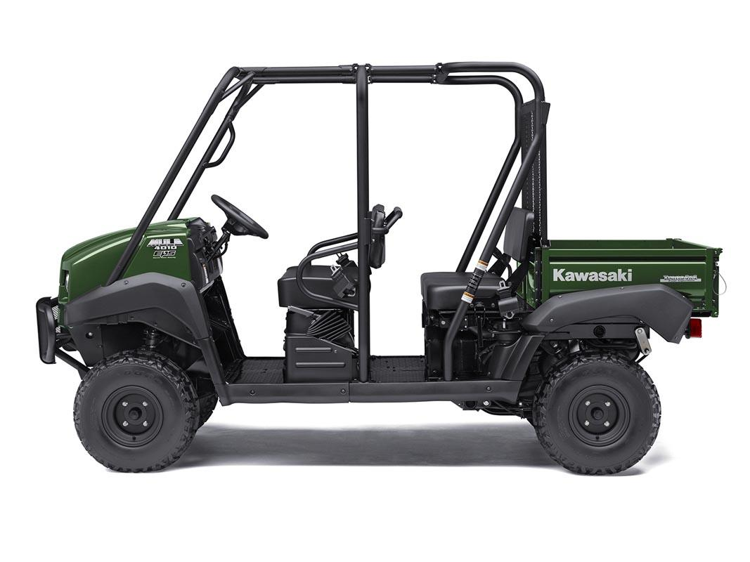 2016 Kawasaki Mule 4010 Trans4x4 in Nevada, Iowa