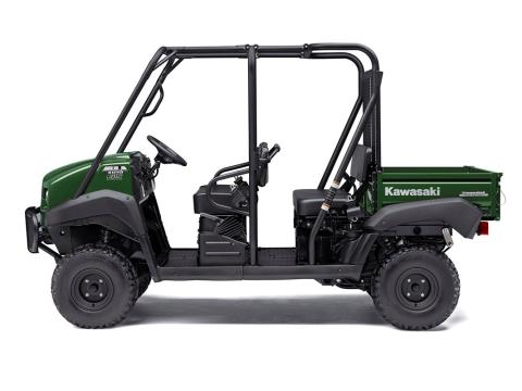 2016 Kawasaki Mule 4010 Trans4x4 in North Reading, Massachusetts - Photo 2