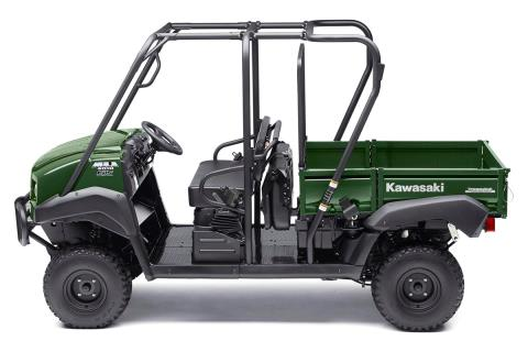 2016 Kawasaki Mule 4010 Trans4x4 in North Reading, Massachusetts - Photo 4