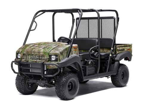 2016 Kawasaki Mule 4010 Trans4x4 Camo in Massillon, Ohio