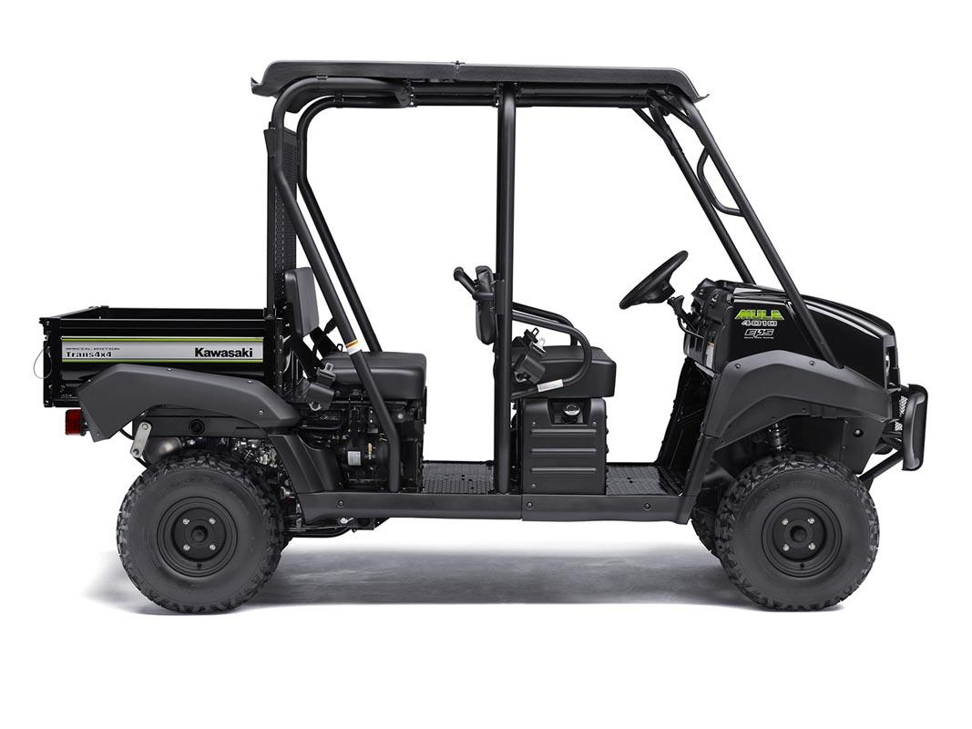 2016 Kawasaki Mule 4010 Trans4x4 SE in Johnstown, Pennsylvania