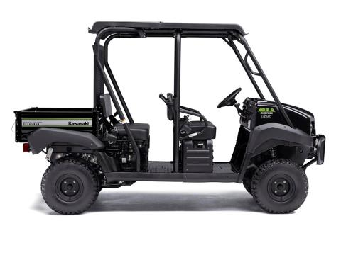 2016 Kawasaki Mule 4010 Trans4x4 SE in North Reading, Massachusetts