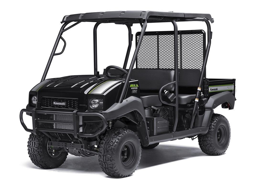 2016 Kawasaki Mule 4010 Trans4x4 SE in Rock Falls, Illinois