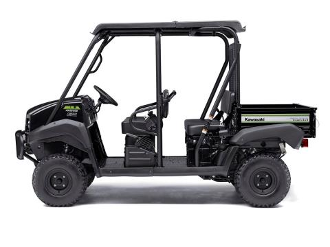 2016 Kawasaki Mule 4010 Trans4x4 SE in Massillon, Ohio