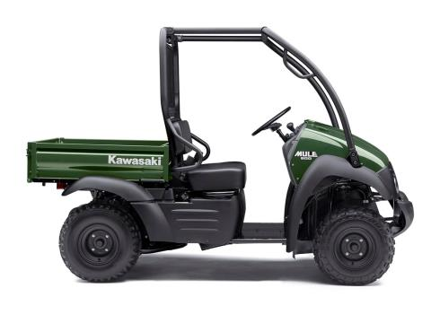 2016 Kawasaki Mule 600 in North Reading, Massachusetts