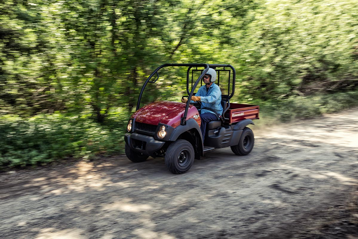 2016 Kawasaki Mule 600 in Gonzales, Louisiana