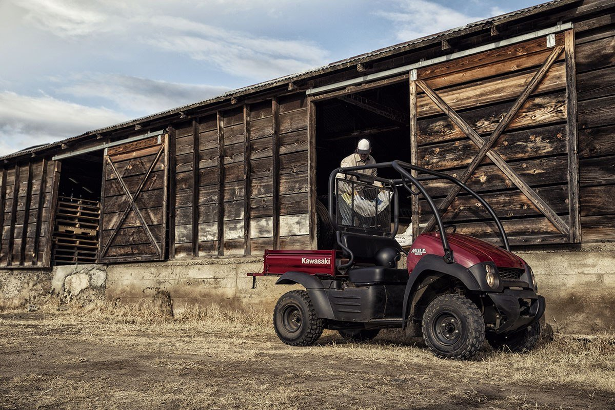 2016 Kawasaki Mule 600 in Roseville, California