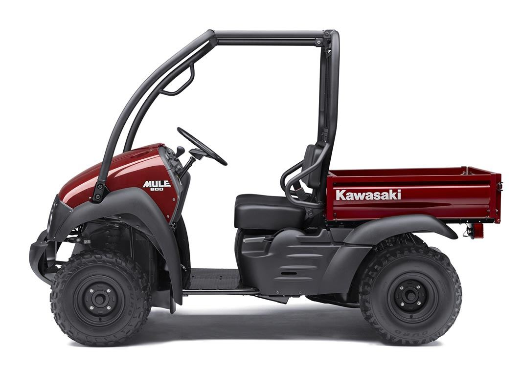 2016 Kawasaki Mule 600 in Cedar Falls, Iowa - Photo 2
