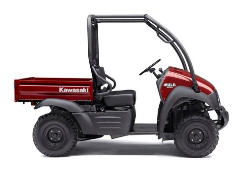 2016 Kawasaki Mule 600 in Cedar Falls, Iowa - Photo 1