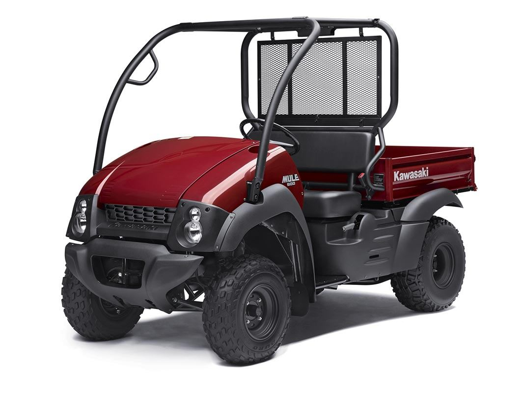 2016 Kawasaki Mule 600 in Cedar Falls, Iowa - Photo 3