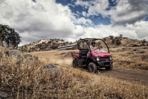2016 Kawasaki Mule 600 in Cedar Falls, Iowa - Photo 12