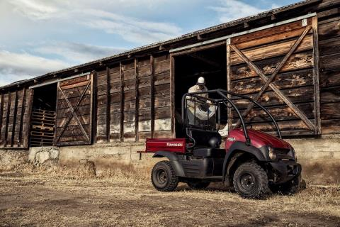 2016 Kawasaki Mule 600 in Cedar Falls, Iowa - Photo 13