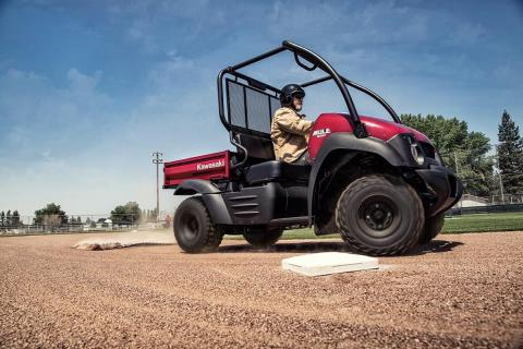 2016 Kawasaki Mule 600 in Cedar Falls, Iowa - Photo 14