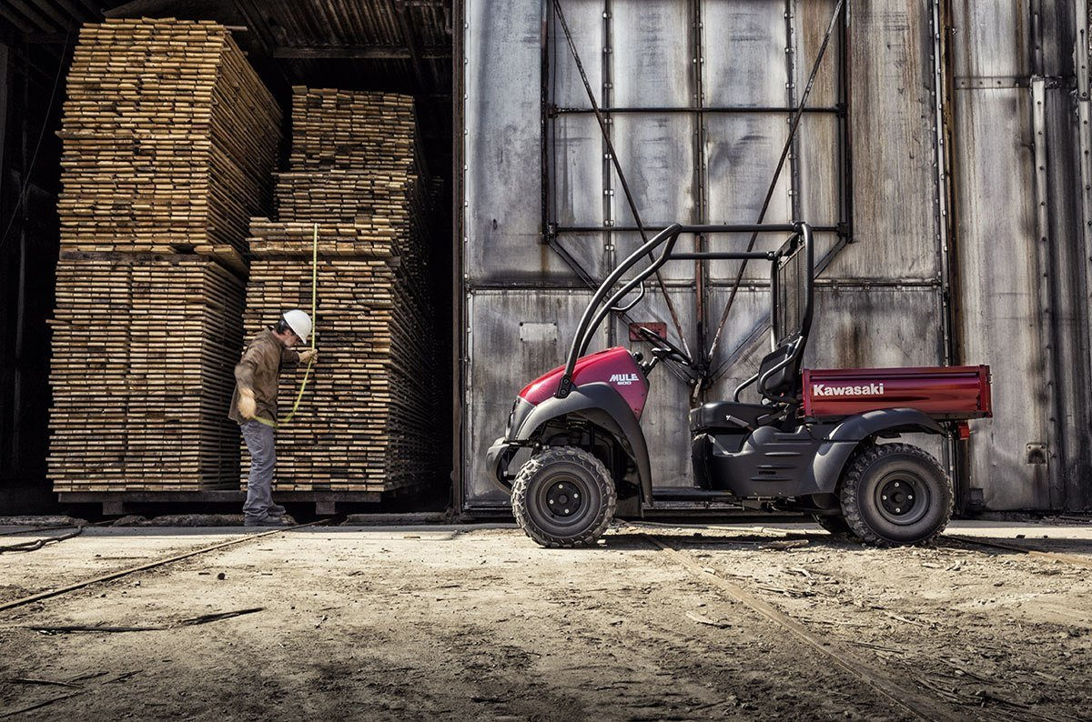 2016 Kawasaki Mule 600 in Cedar Falls, Iowa - Photo 15