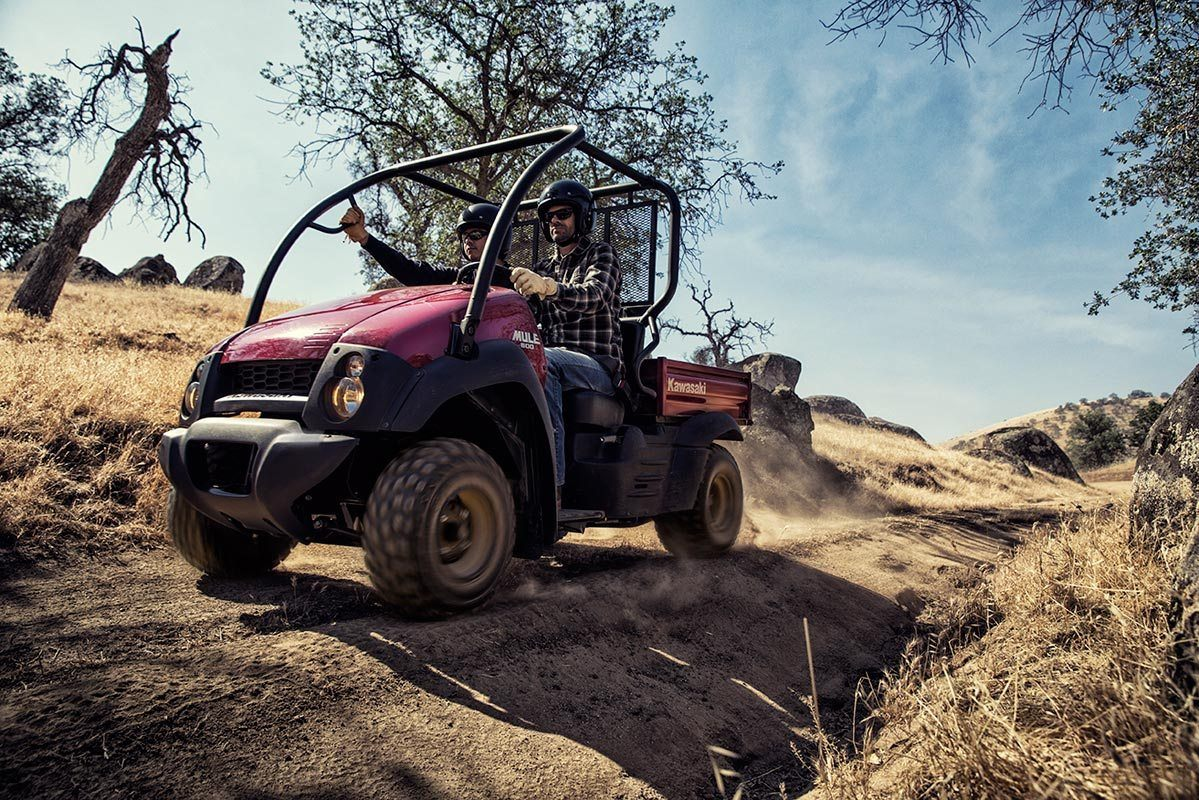 2016 Kawasaki Mule 600 in Cedar Falls, Iowa - Photo 19