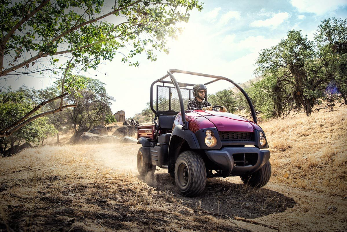 2016 Kawasaki Mule 600 in Cedar Falls, Iowa - Photo 20
