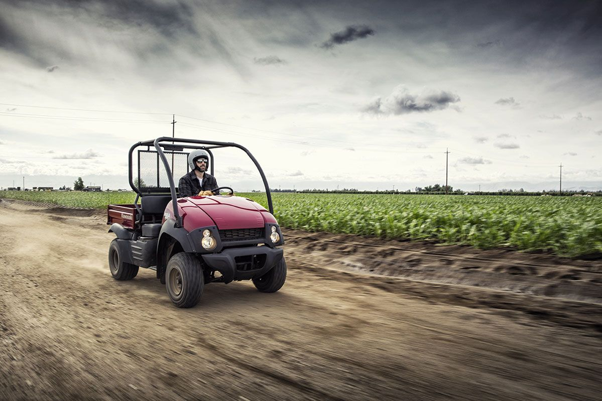 2016 Kawasaki Mule 600 in Cedar Falls, Iowa - Photo 21