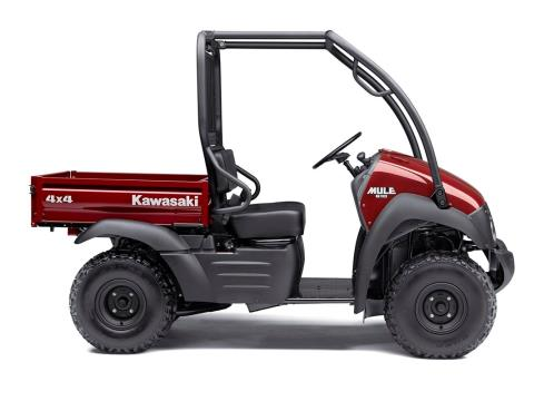 2016 Kawasaki Mule 610 4x4 in Howell, Michigan