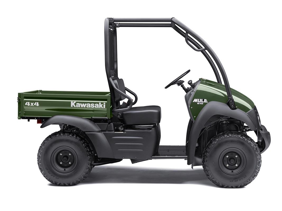 2016 Kawasaki Mule 610 4x4 in Nevada, Iowa