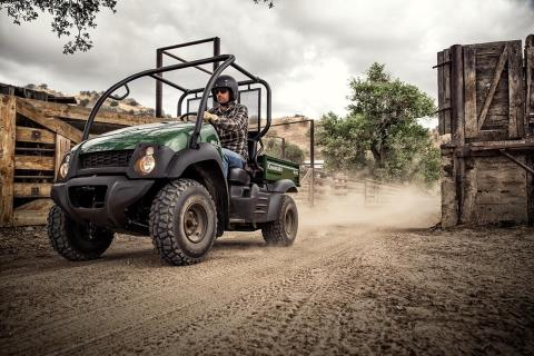 2016 Kawasaki Mule 610 4x4 in Gonzales, Louisiana