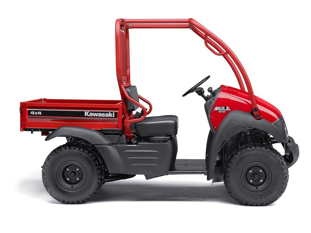 2016 Kawasaki Mule 610 4x4 SE in North Reading, Massachusetts