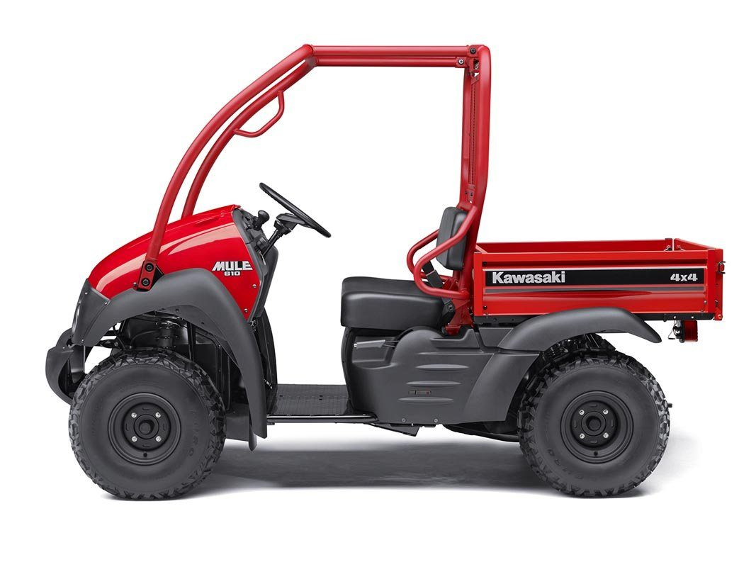 2016 Kawasaki Mule 610 4x4 SE in Winterset, Iowa