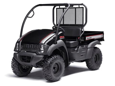 2016 Kawasaki Mule 610 4x4 XC in North Reading, Massachusetts