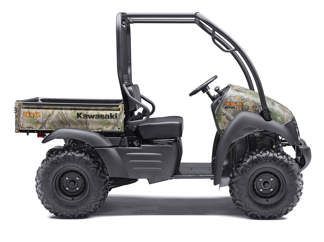 2016 Kawasaki Mule 610 4x4 XC Camo in Howell, Michigan