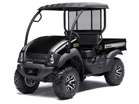 2016 Kawasaki Mule 610 4x4 XC SE in Winterset, Iowa