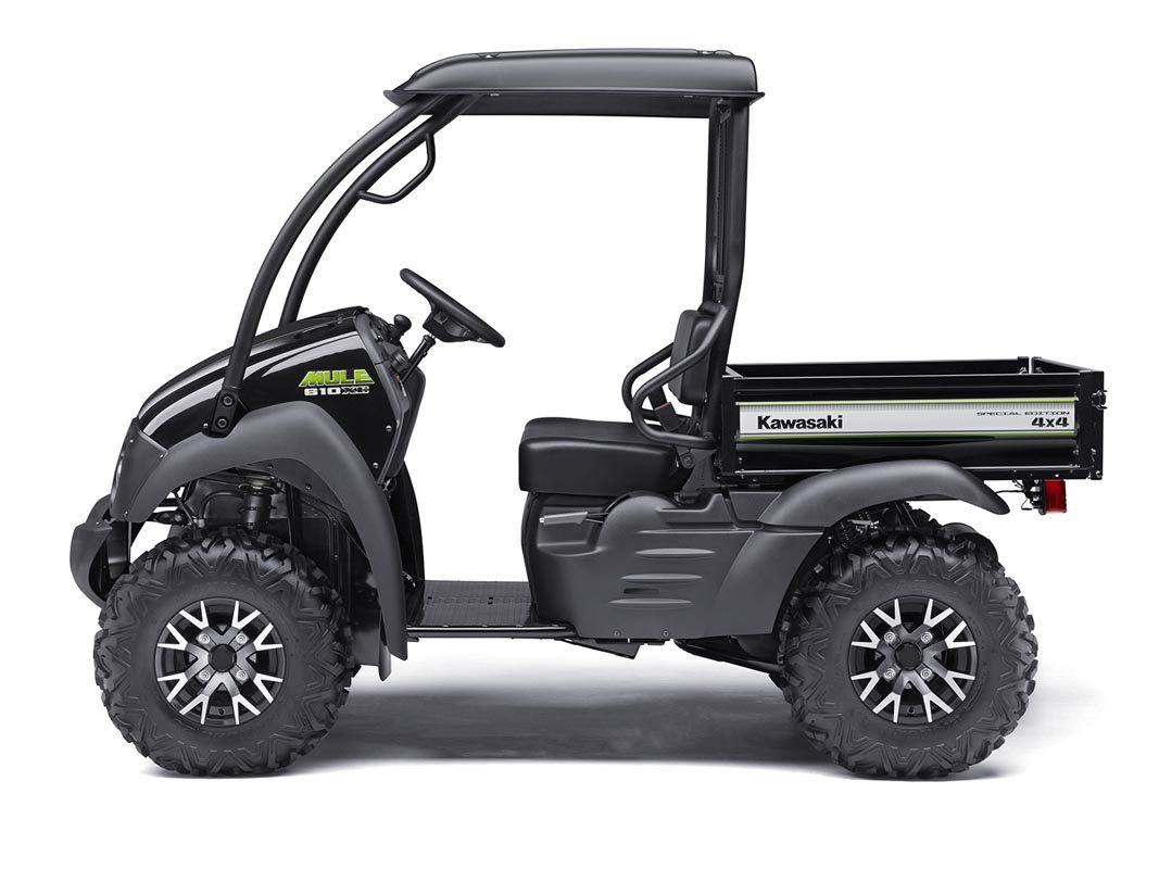 2016 Kawasaki Mule 610 4x4 XC SE in Cedar Falls, Iowa - Photo 2