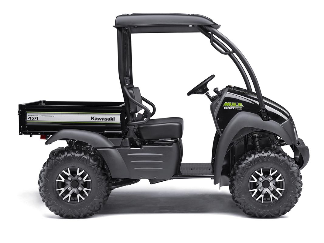 2016 Kawasaki Mule 610 4x4 XC SE in Cedar Falls, Iowa - Photo 1