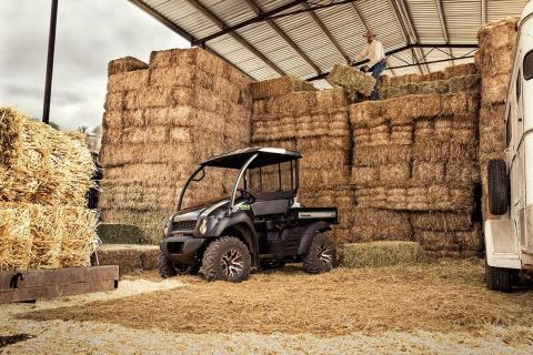 2016 Kawasaki Mule 610 4x4 XC SE in Cedar Falls, Iowa - Photo 10