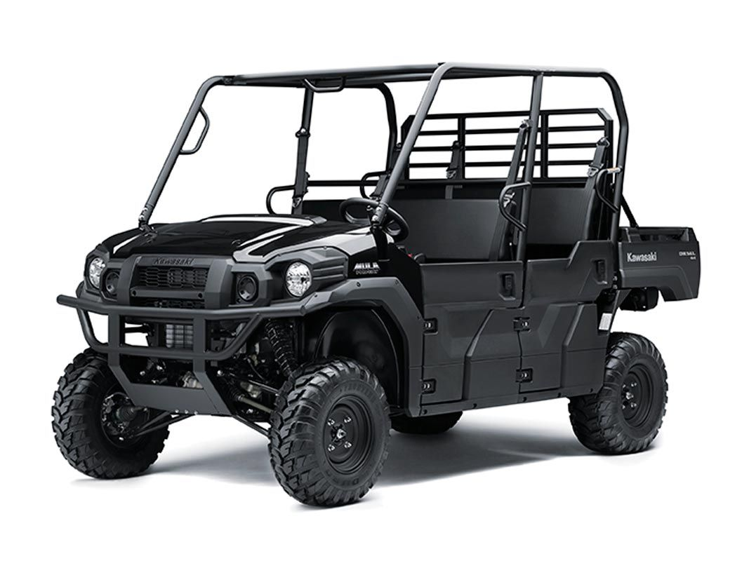 2016 Kawasaki Mule Pro-DXT Diesel in North Reading, Massachusetts - Photo 2
