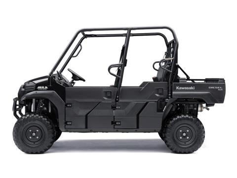 2016 Kawasaki Mule Pro-DXT Diesel in North Reading, Massachusetts - Photo 3