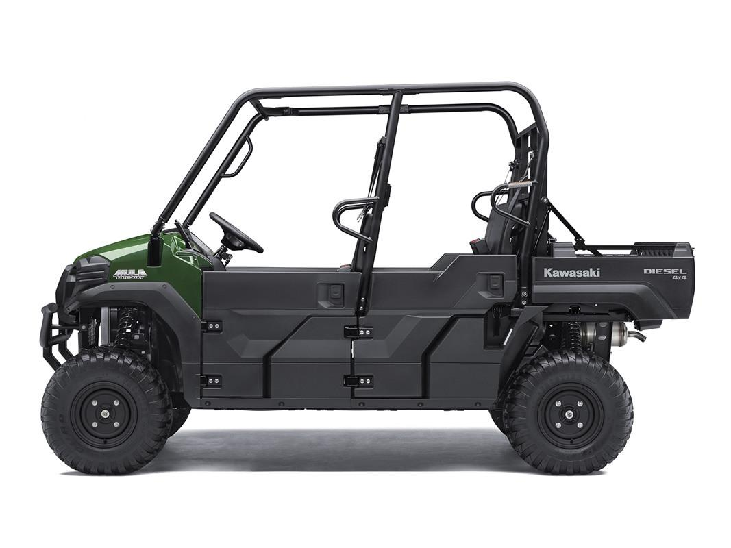 2016 Kawasaki Mule Pro-DXT Diesel in Howell, Michigan