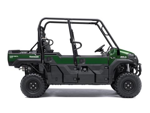2016 Kawasaki Mule Pro-DXT EPS Diesel in North Reading, Massachusetts
