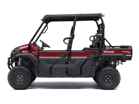 2016 Kawasaki Mule Pro-DXT EPS LE Diesel in Cedar Falls, Iowa - Photo 3