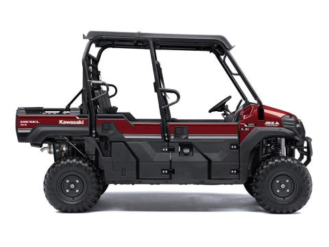2016 Kawasaki Mule Pro-DXT EPS LE Diesel in Cedar Falls, Iowa - Photo 1