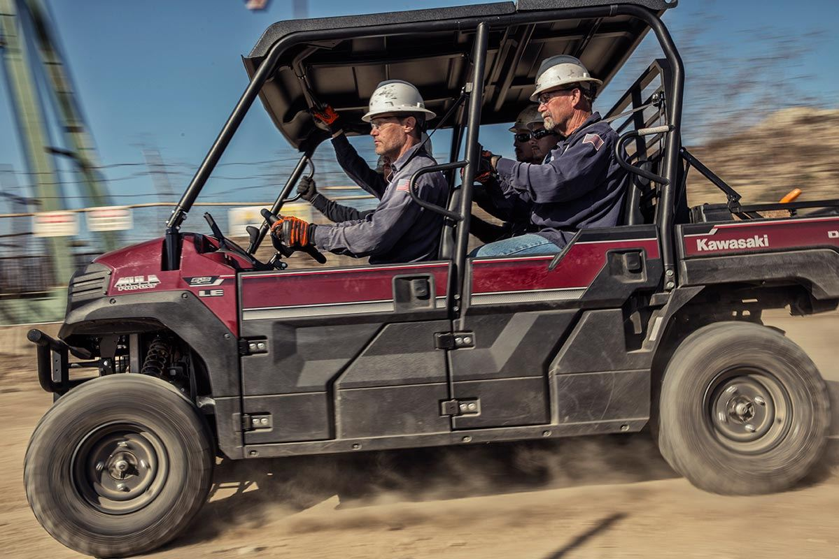 2016 Kawasaki Mule Pro-DXT EPS LE Diesel in Cedar Falls, Iowa - Photo 17