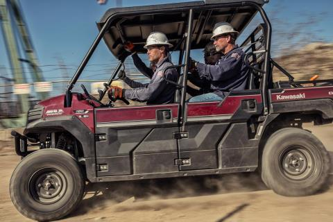 2016 Kawasaki Mule Pro-DXT EPS LE Diesel in North Reading, Massachusetts - Photo 17