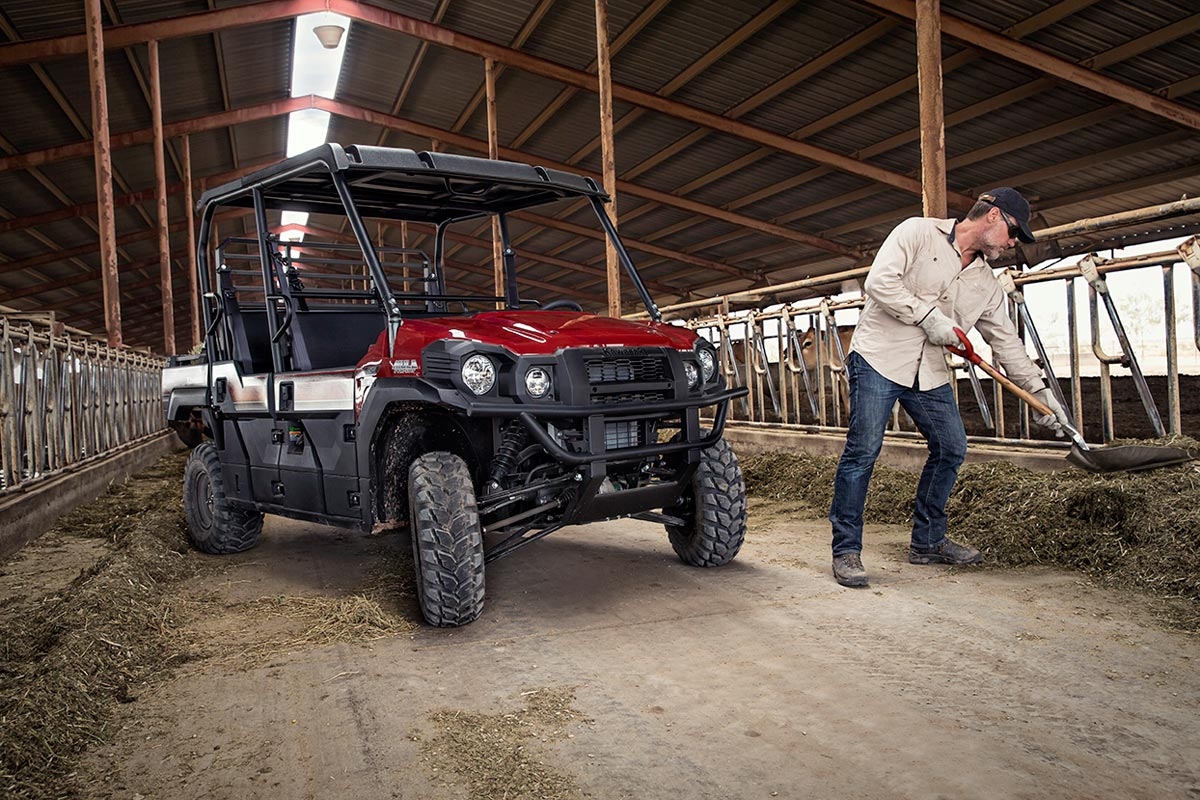 2016 Kawasaki Mule Pro-DXT EPS LE Diesel in Cedar Falls, Iowa - Photo 18