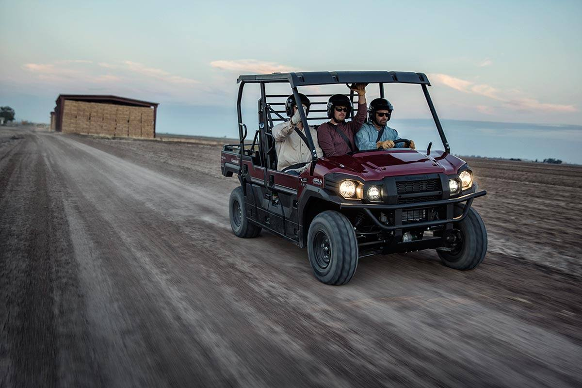 2016 Kawasaki Mule Pro-DXT EPS LE Diesel in Cedar Falls, Iowa - Photo 22