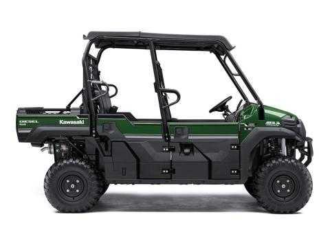 2016 Kawasaki Mule Pro-DXT EPS LE Diesel in North Reading, Massachusetts