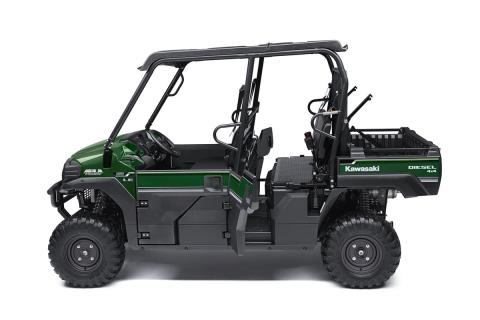 2016 Kawasaki Mule Pro-DXT EPS LE Diesel in North Reading, Massachusetts - Photo 5