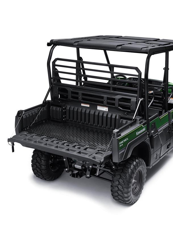 2016 Kawasaki Mule Pro-DXT EPS LE Diesel in North Reading, Massachusetts - Photo 20