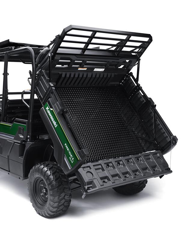 2016 Kawasaki Mule Pro-DXT EPS LE Diesel in New Castle, Pennsylvania